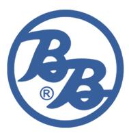 Bb logos bronner bros international beauty show for Bb logo